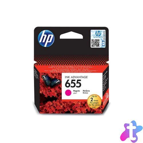 HP CZ111AE (655) magenta tintapatron