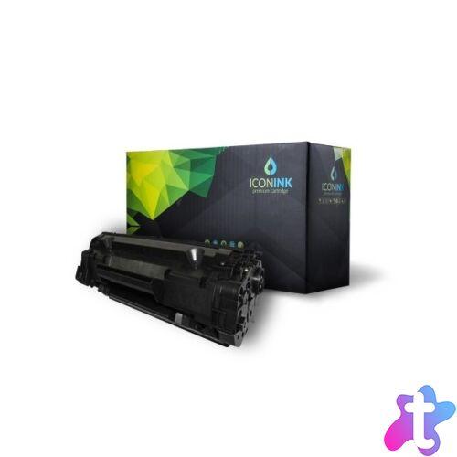 Iconink CF283X HP utángyártott 2200 oldal fekete toner