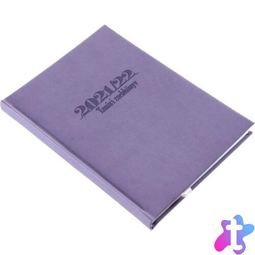 Realsystem lila tanári zsebkönyv