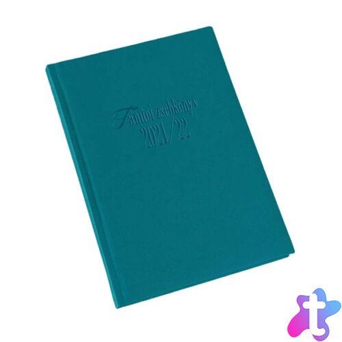 Realsystem türkiz tanítói zsebkönyv
