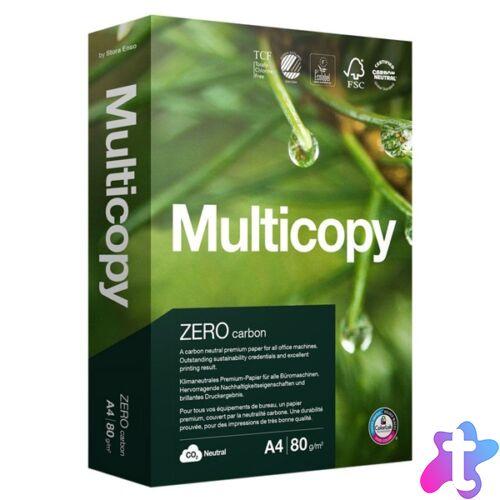 Stora Enso Multicopy Zero A4 80g másolópapír