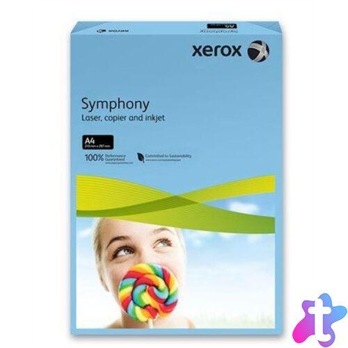Xerox Symphony A4 160g intenzív kék másolópapír